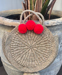 Mandala Bag And Pom Pom