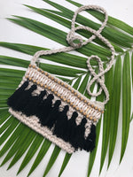 Shell and Beaded Handbag