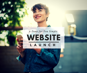 Done For You Website Launch & Setup