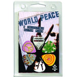 1PEACERCS Hot Picks Peace Clamshell