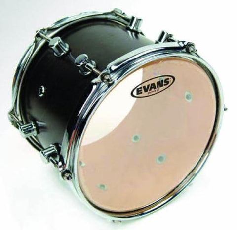 "Evans Drum Head 13"" G2 Clear"