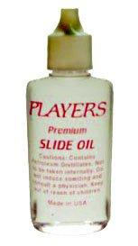 SOCS Players Trombone Slide Oil Clear