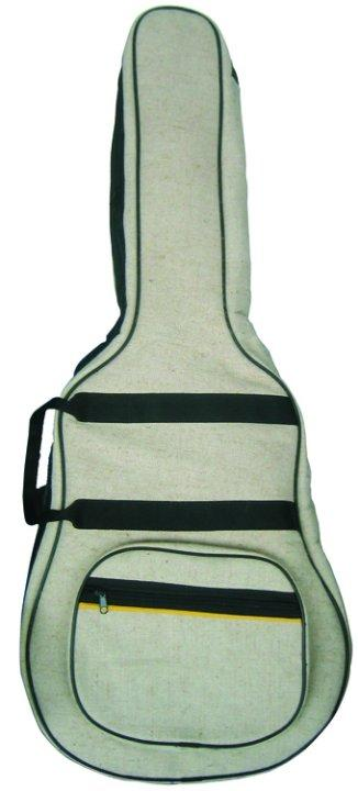 Kona Padded Thin-Body K2 Hemp Guitar Bag