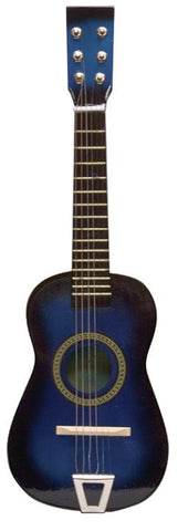 "23"" Acoustic Guitar Blue"