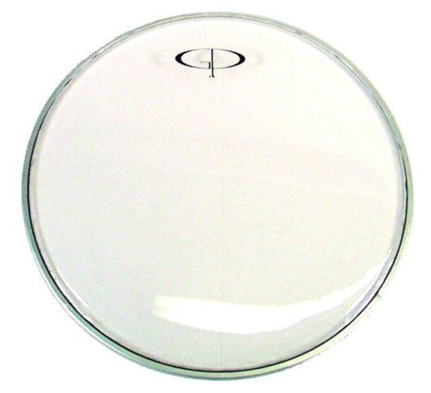 "DHC14BW1 GP Percussion 14"" White Coated Replacement Drum Head"