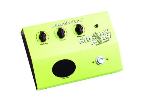 DSR1 Danelectro Spring King Effects Pedal