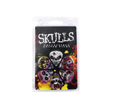 1SKSRCS02 Skulls Collectible Guitar Picks 6pack