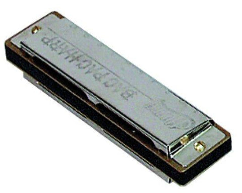 H103A Huang Silvertone Deluxe Harmonica - Key of A