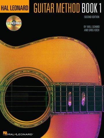 699027 Hal Leonard Guitar Method Book 1