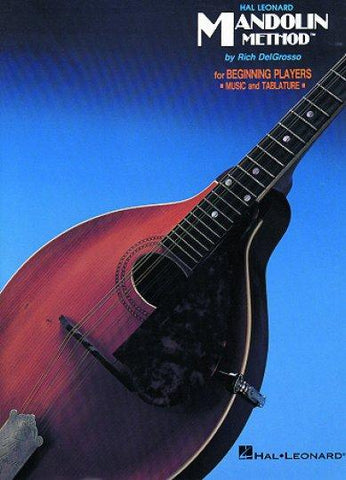 699296 Hal Leonard Mandolin Method Book