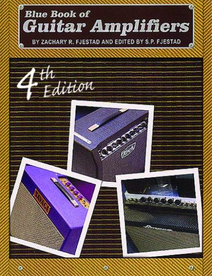 AMPBB4 4th Edition Blue Book Of Amplifiers