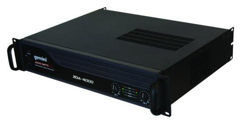 Gemini 4000 Watt IPP High Power Amp