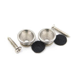 A024MTL-A Fat Boy Chrome Strap End Pin - 2 Pieces