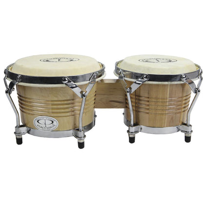 B2 GP Percussion Pro Series Tunable Birch Bongos