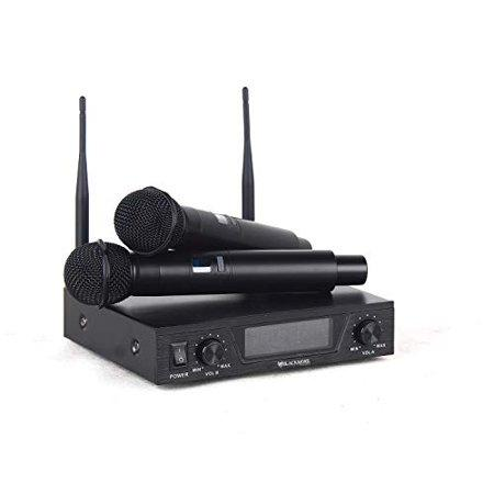 BMP-62 Dual Channel Wireless MIC System