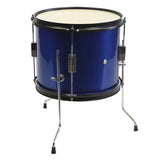 GP55BL GP Percussion 5-Piece Junior Drum Set (Blue)