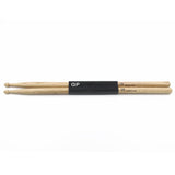 GPDS2B GP Percussion Oak Drumstick 2B Wood Tip
