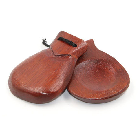 GPWC8 GP Percussion Wooden Finger Castanet Set
