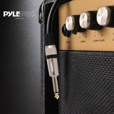 "PPJJ30 Pyle Pro 30' 12 Gauge Speaker Cable 1/4"" Jack to 1/4"" Jack"