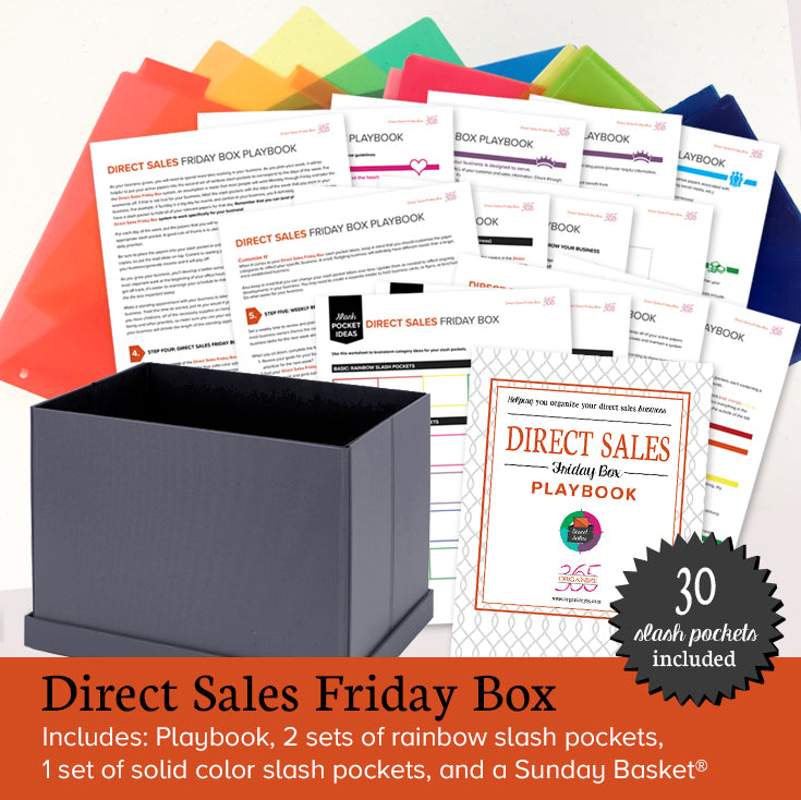 Direct Sales Friday Box