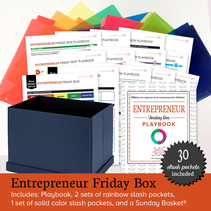 Entrepreneur Friday Box