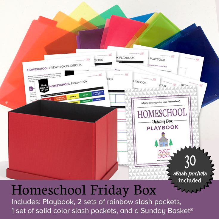 Homeschool Friday Box
