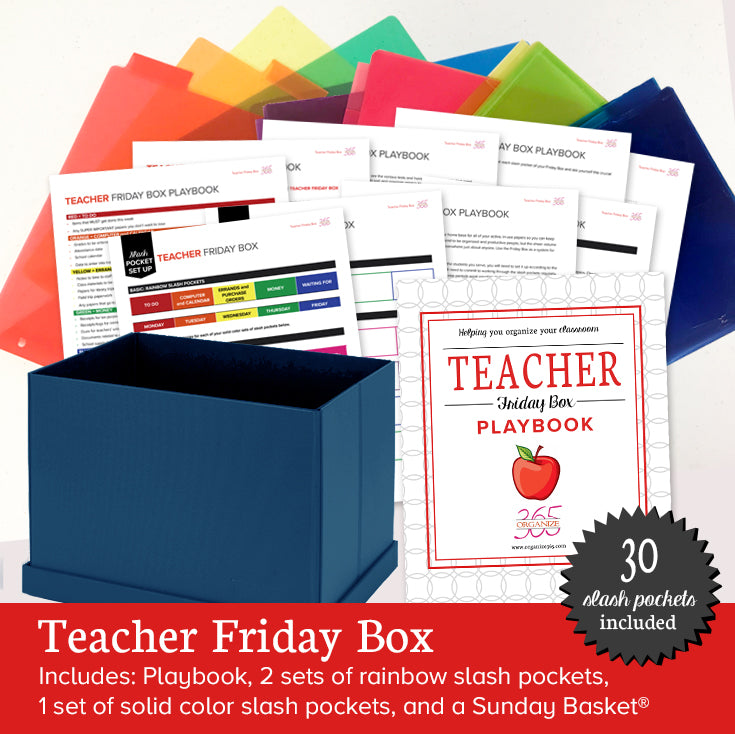 Teacher Friday Box