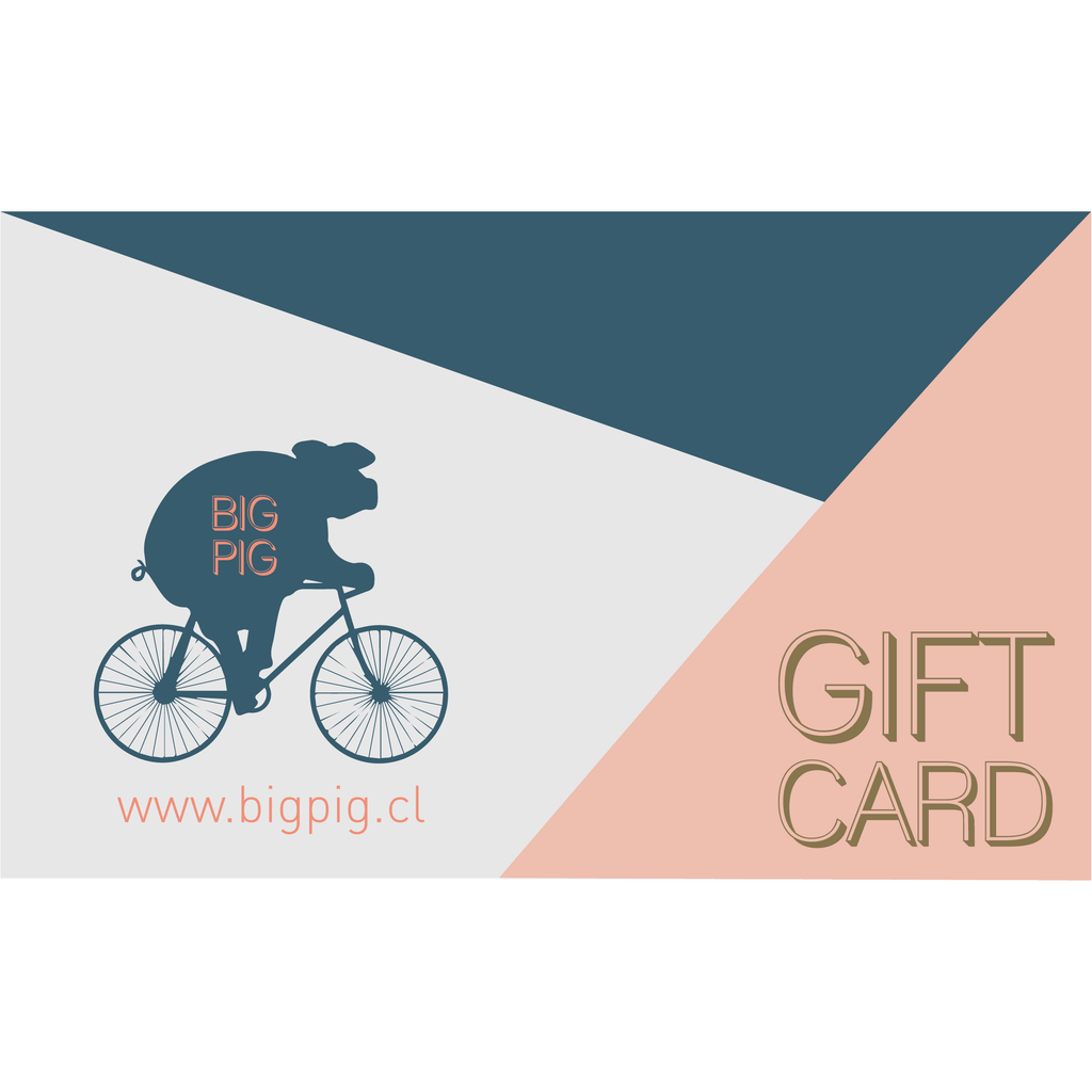 PIG (GIFT) CARD