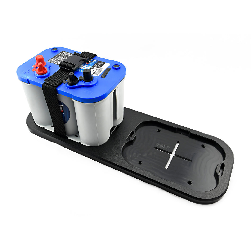 Dual X Battery Tray for Optima