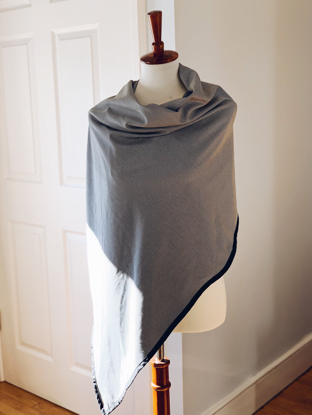 The Cocoon Poncho