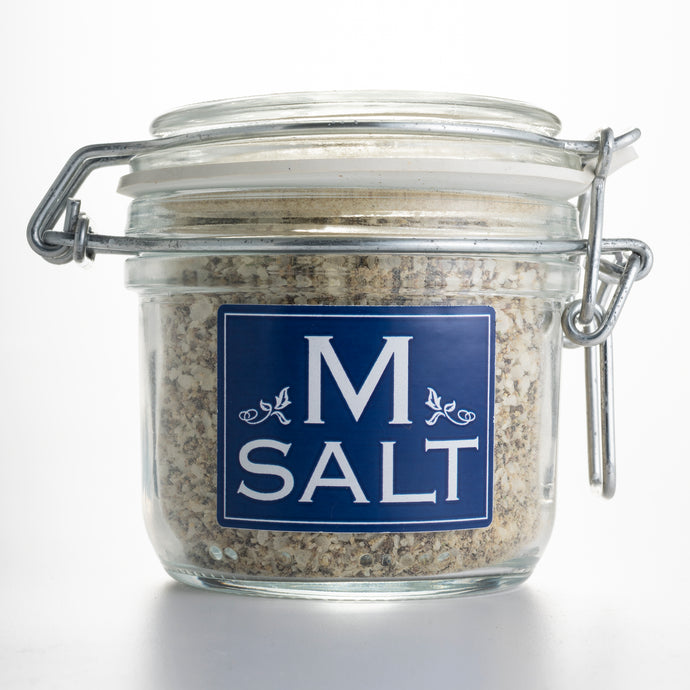 M SALT | Glass Jar
