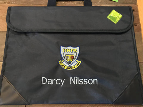 School Library Bags - Deniliquin Nth Primary