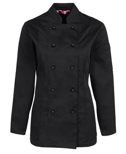 Ladies L/S Chef Jacket