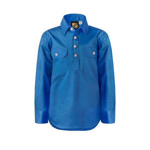 Kids Cotton Drill Shirt - NCC