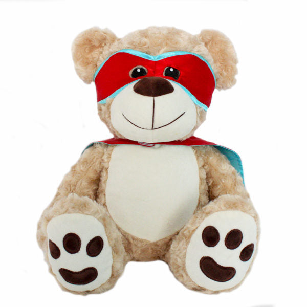 Snugabudz Courage Bear