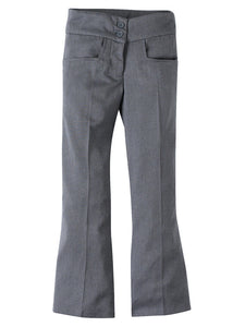 Midford Girls Tailored Boot leg Pants