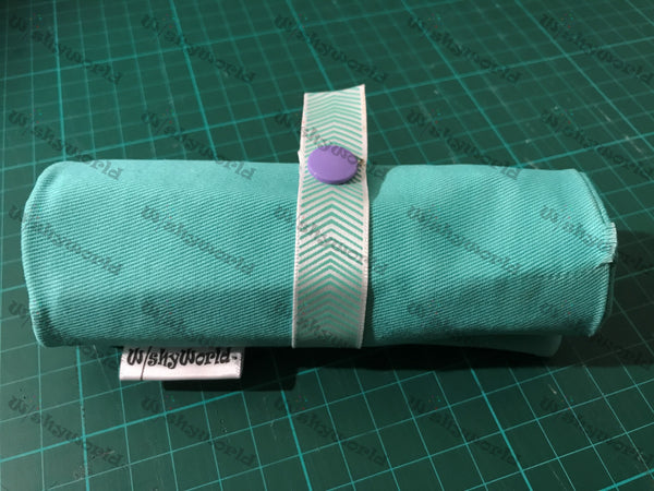 Personalised Pencil Roll - Mini