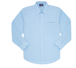 Midford Boys Long Sleeve Classic Shirt - St Michael's Primary School