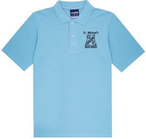 Midford Kids Short Sleeve Polo - St Michael's Primary School