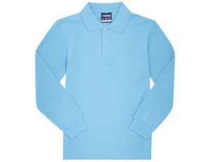 Midford Kids Long Sleeve Polo