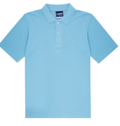 Midford Kids Short Sleeve Polo - Deniliquin Nth Primary