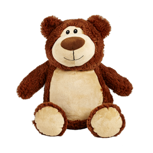 Cubbford Bear - Brown