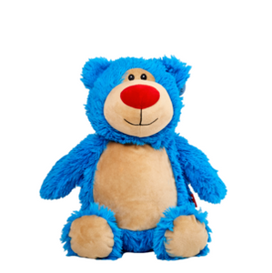 Cubbford Bear - Turquoise