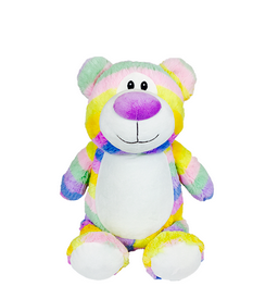 Cubbford Bear - Pastel