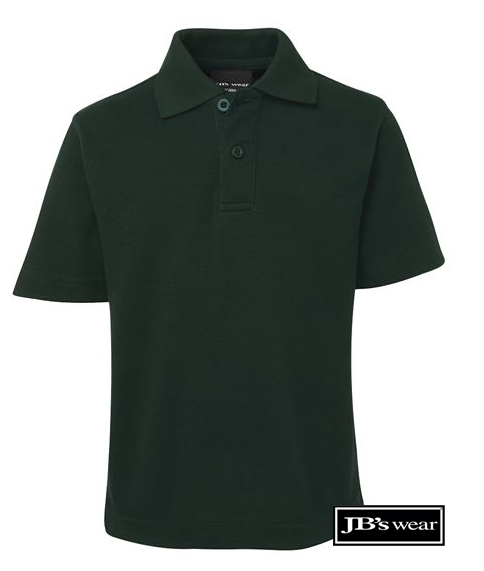 JB's Wear Kids Short Sleeve Polo 210