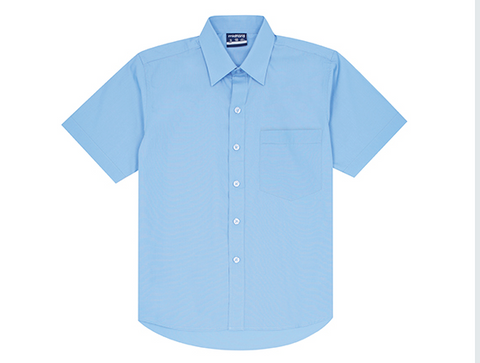 Midford Boys Short Sleeve Classic Shirt.
