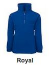 JB's Wear Kids & Adults Full Zip Polar Jumper