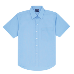 Midford Boys Short Sleeve Classic Shirt - Deniliquin Nth Primary