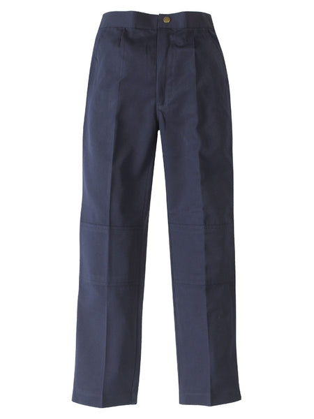 Midford Boys Elastic Back  Double Knee School Pants - Deniliquin Nth Primary