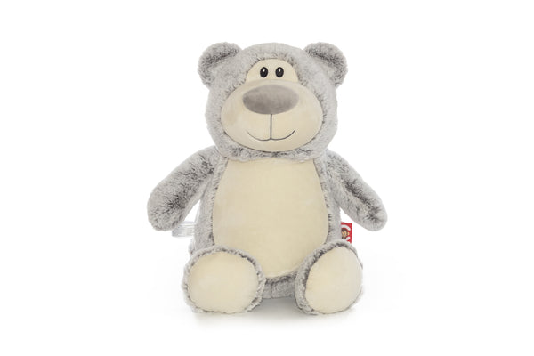 Cubbford Bear - Grey